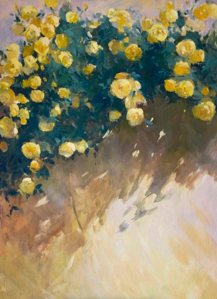 yellowroses_annadennis_oilpainting